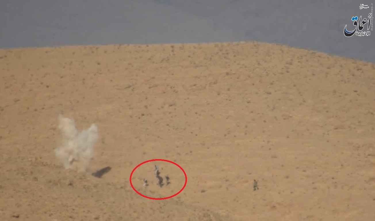 کمین داعش علیه القاعده در القلمون+فیلم و عکس