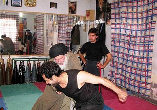 روحانی ورزشکار در انتخابات خبرگان پیروز شد+عکس