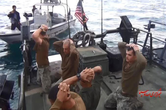 چرا مککین با ملوانهای بازداشتشده آمریکا همدرد است
