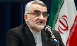 بروجردی: مجلس دهم با قالب اصولگرایی است/ لاریجانی رئیس میماند