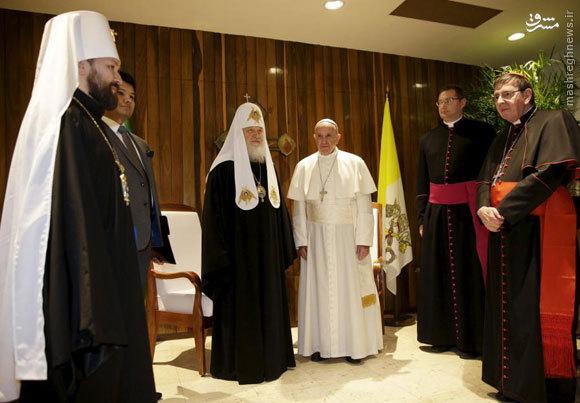 چگونه دیدار رهبران کاتولیک و ارتدوکس به سود روسیه بود