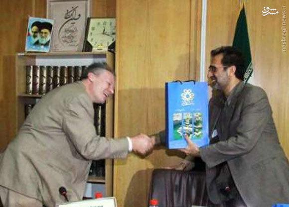 مهماننوازی ایرانی از جاسوسان آمریکا