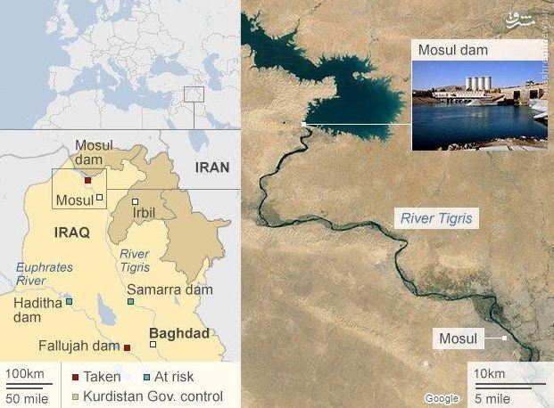 خطرناکترین سلاح داعش که جان میلیونها نفر را تهدید میکند +عکس