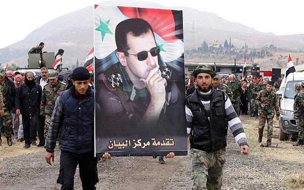پشت پرده طرح روسیه برای تجزیه سوریه چیست؟/ چرا غربیها از طرح تجزیه حمایت نکردند