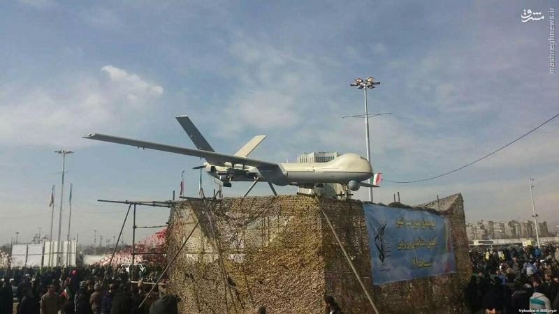بهترین پهپاد عملیاتی ایرانی بهتر می شود+عکس (آماده نیست)