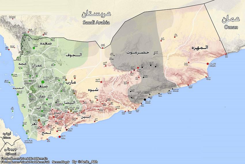 ناکامی مزدوران سعودی برای رسیدن به صنعا از سه محور/ چرا غربیها بار دیگر مذاکرات یمن را کلید زدند