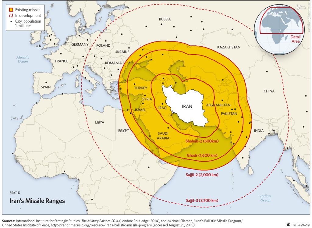 ایران و کره شمالی همکاری هستهای و موشکی دارند /// در حال ویرایش