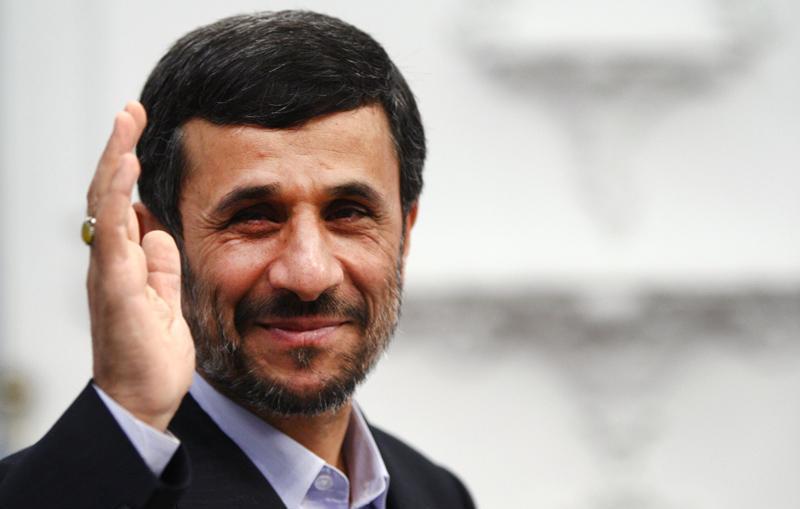 درگیری بین مخالفان و موافقان احمدی نژاد در ملارد