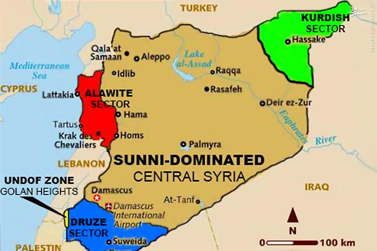 سند 33 ساله از طرح اسرائیل برای تجزیه عراق، سوریه و لبنان