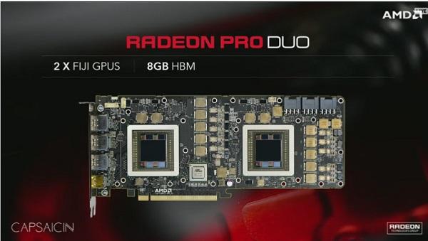 AMD قدرتمندترین کارت گرافیک دنیا را ساخت +عکس
