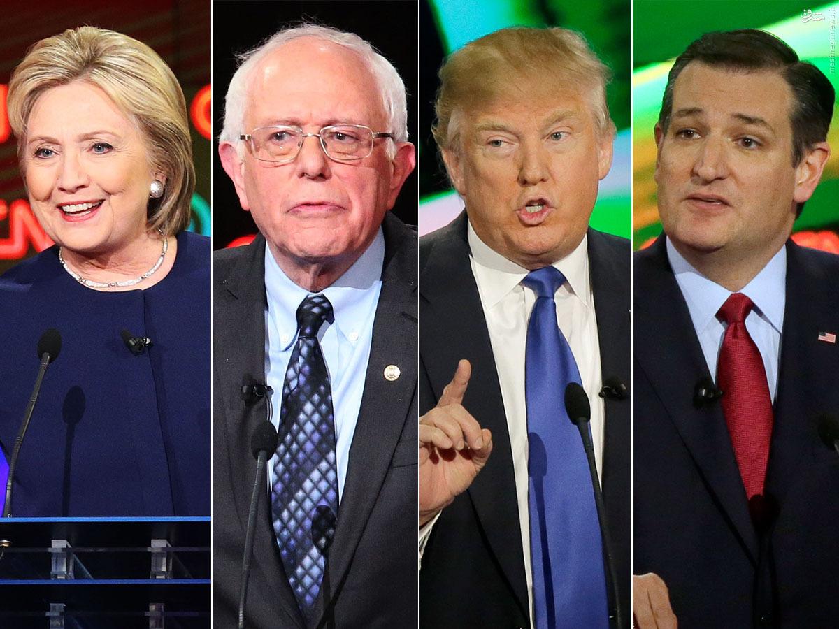 نگاه 6 کاندیدای انتخابات ریاست جمهوری آمریکا به برجام چیست؟