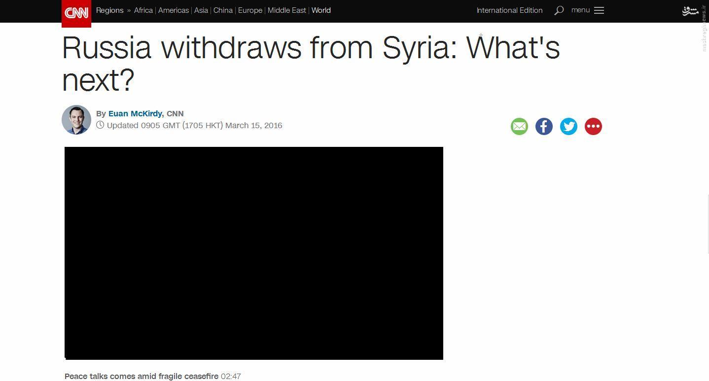 خروج نیروهای روسی: پیام به اسد یا تلاش برای احیای موقعیت دیپلماتیک؟