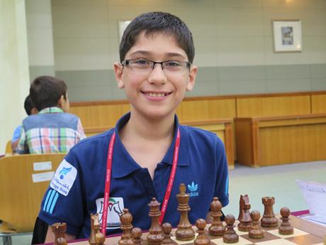 اعجوبه شطرنج ایران: کاسپاروف را هم میتوانم شکست دهم!