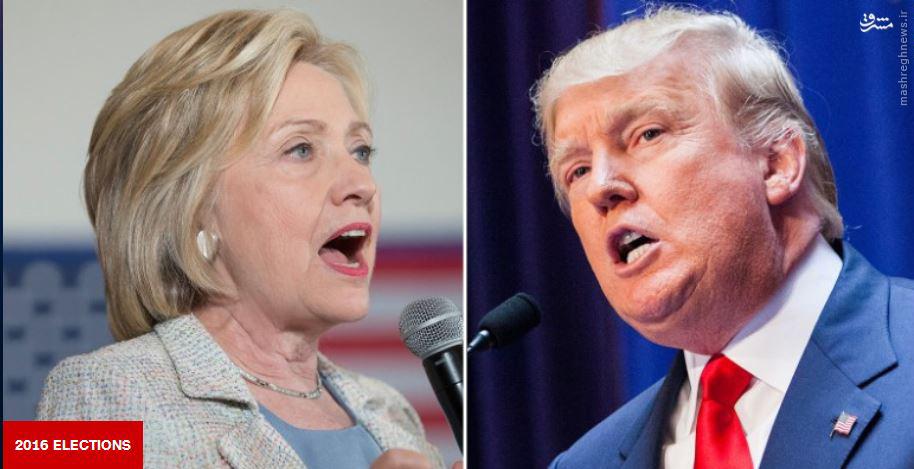 ترامپ و کلینتون فاتحان سومین سهشنبه بزرگ و انصراف روبیو