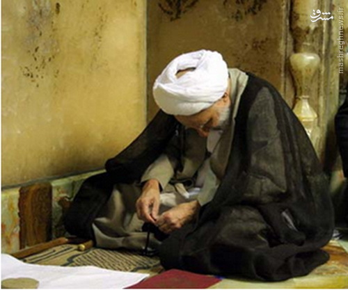 توجه ویژه امام زمان به مجالس حدیث کساء/