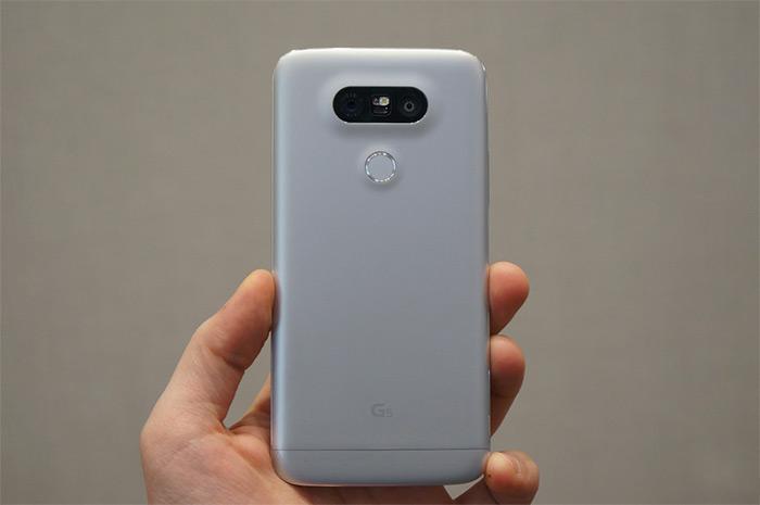 الجی موبایل G5 را رسما معرفی کرد+مشخصات