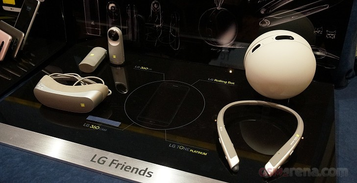 الجی G5 با بدنه فلزی و ماژولار رسما معرفی شد+مشخصات