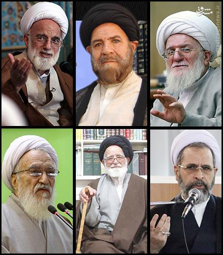 برائت نامزدهای خبرگان از فهرست انتخاباتی هاشمی به دلیل حمایت «BBC»