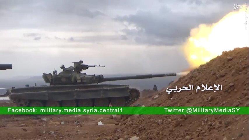 ارتش سوریه خناصر را بازپس گرفت+تصاویر