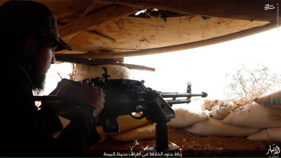 نبردهای رمادی به روایت داعش+تصاویر