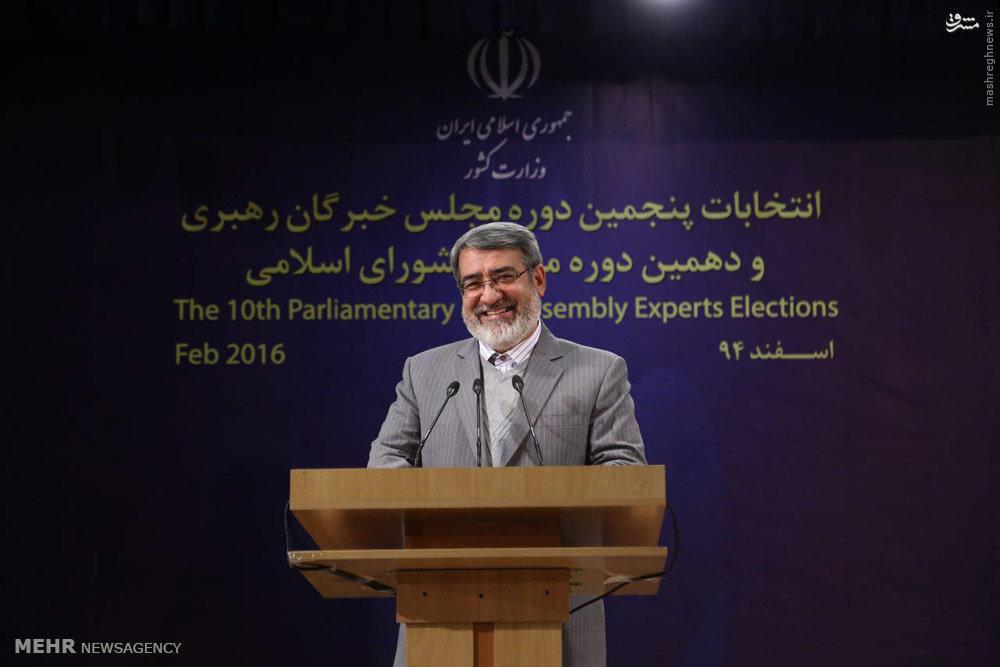 رهبر انقلاب: همه مردم به قصد افزایش اعتبار و عزت ملی در انتخابات شرکت و دشمن را مأیوس کنند/ وزیر کشور: نیاز باشد زمان انتخابات را تمدید میکنیم