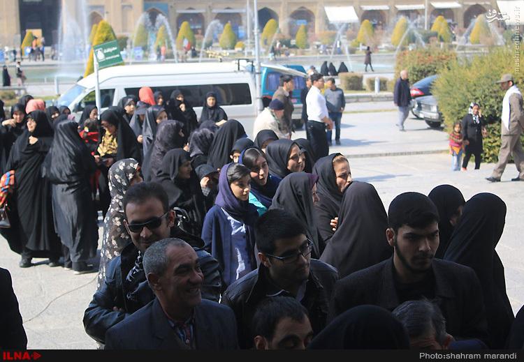 انتخابات در اصفهان