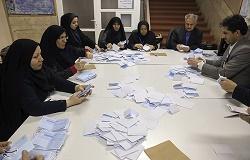 نتایج حوزه انتخابیه صومعه سرا اعلام شد