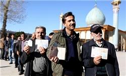 انتخابات خانه ملت در دماوند و فیروزکوه به دور دوم کشید