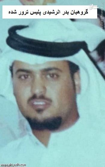 پسرعموهای داعشی قاتل افسر سعودی+عکس