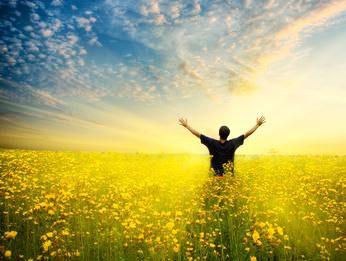 خوشبخت ترینِ مردم در کلام امام علی(ع)