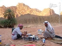 اعراب بدوی صحرای سینا