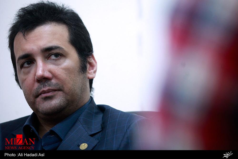 حسام نواب صفوی در شاه