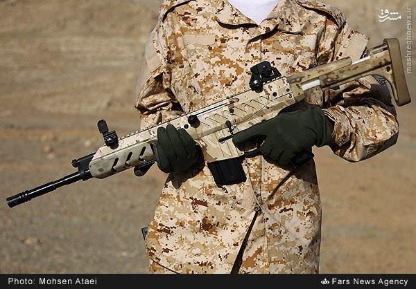 آشنایی با«فجر 224» و دو دستاورد جدید برای پیاده نظام ایران+عکس
