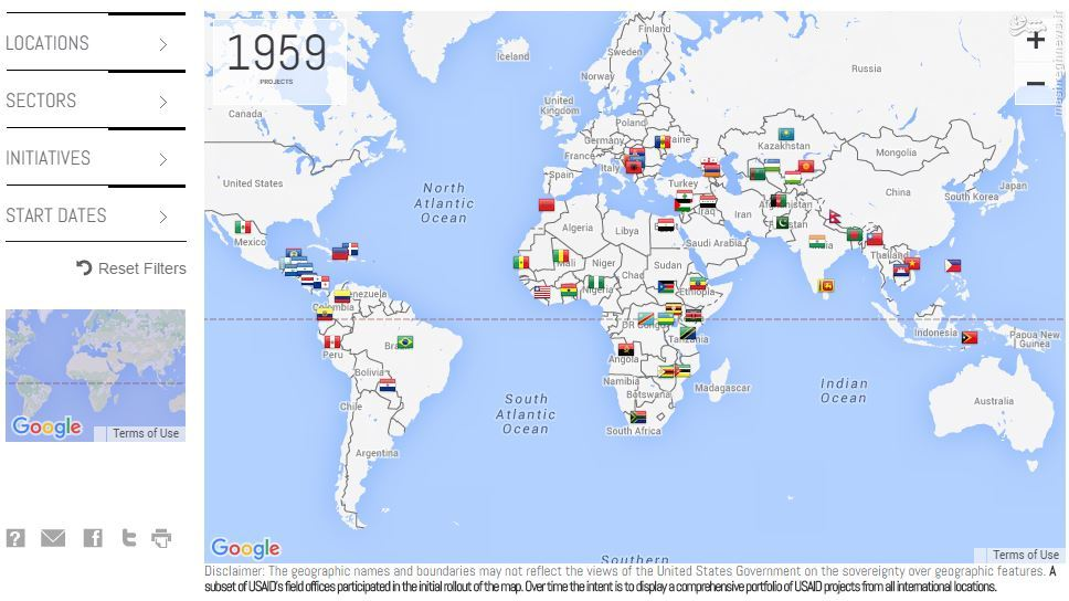 بازوی نفوذ آمریکا به نقاط هدف در جهان (در حال انجام) /// جنگ نرم ///