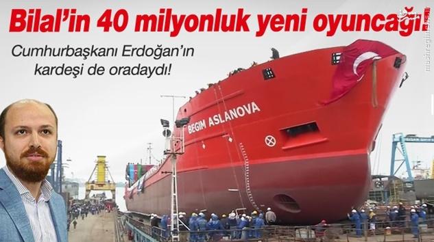 آقازاده ترکیه ای چه رابطه ای با داعش دارد؟