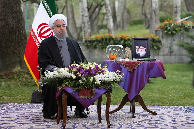 سال 95، سال «امید و تلاش» است تا ایرانی شایسته این ملت بزرگ بسازیم/ سالی سخت را با افتخار و موفقیت به پایان رساندیم