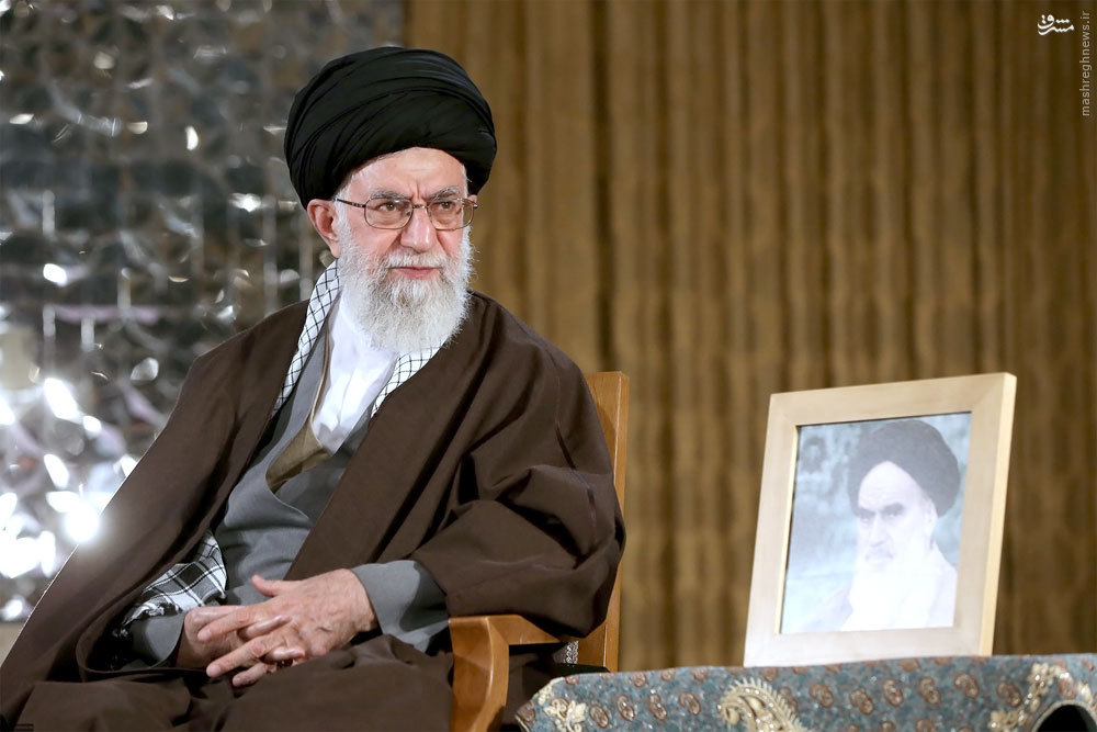 Image result for ‫خامنه ای نوروز‬‎