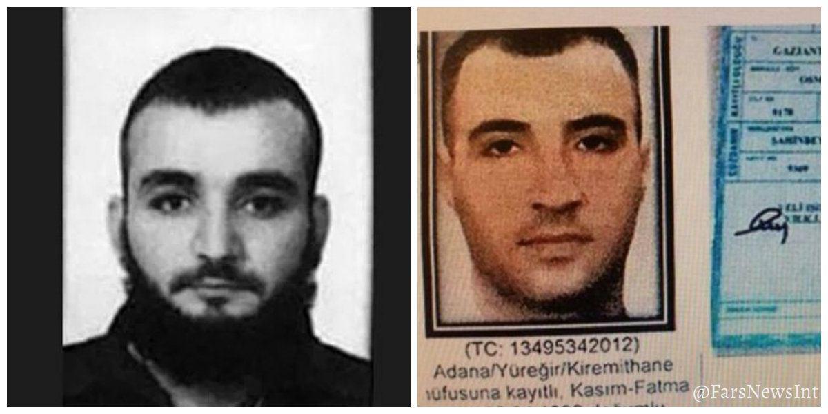 هویت عامل انتحاری روز گذشته استانبول کشف شد