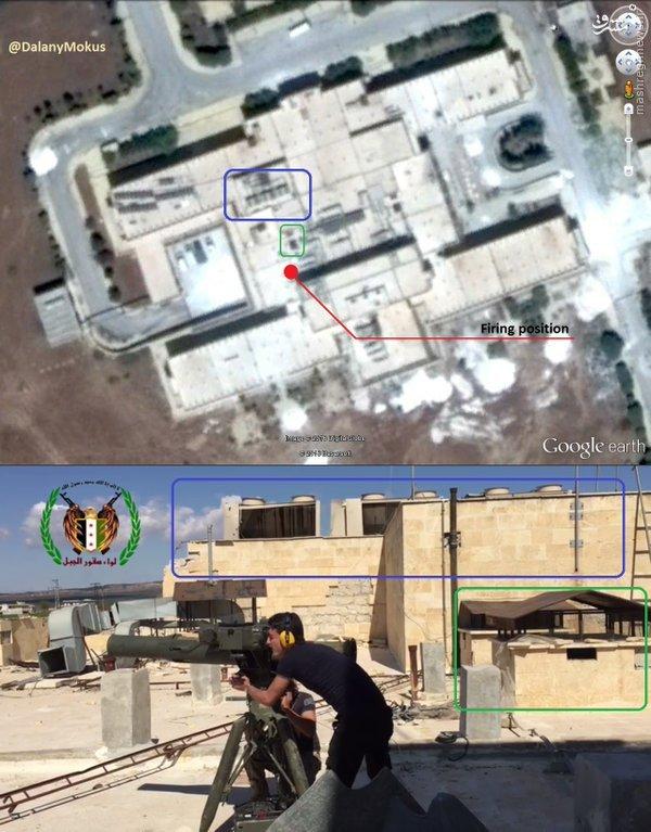فیلم/انهدام تانک کردهای سرویه توسط ارتش آزاد/آماده انتشار