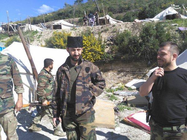 آلپ ارسلان قاتل خلبان روس در لاذقیه+عکس