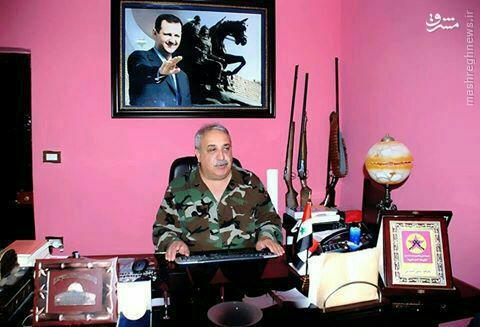 کشته شدن فرمانده مقاومت ضد ترکیه در سوریه+عکس