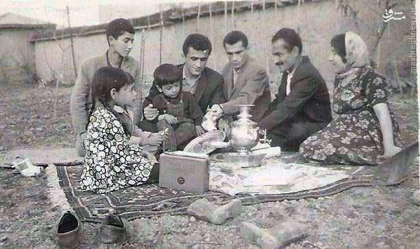 عکس/ سیزده بدر 70 سال پیش