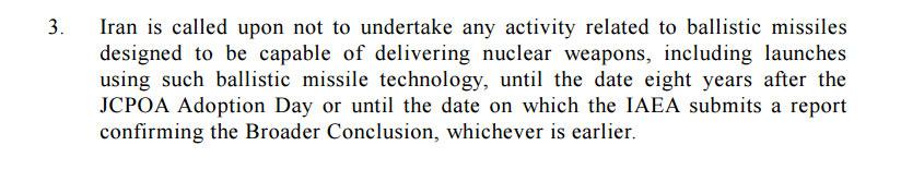 برجامیزه شدن قدرت موشکی ایران // در حال ویرایش