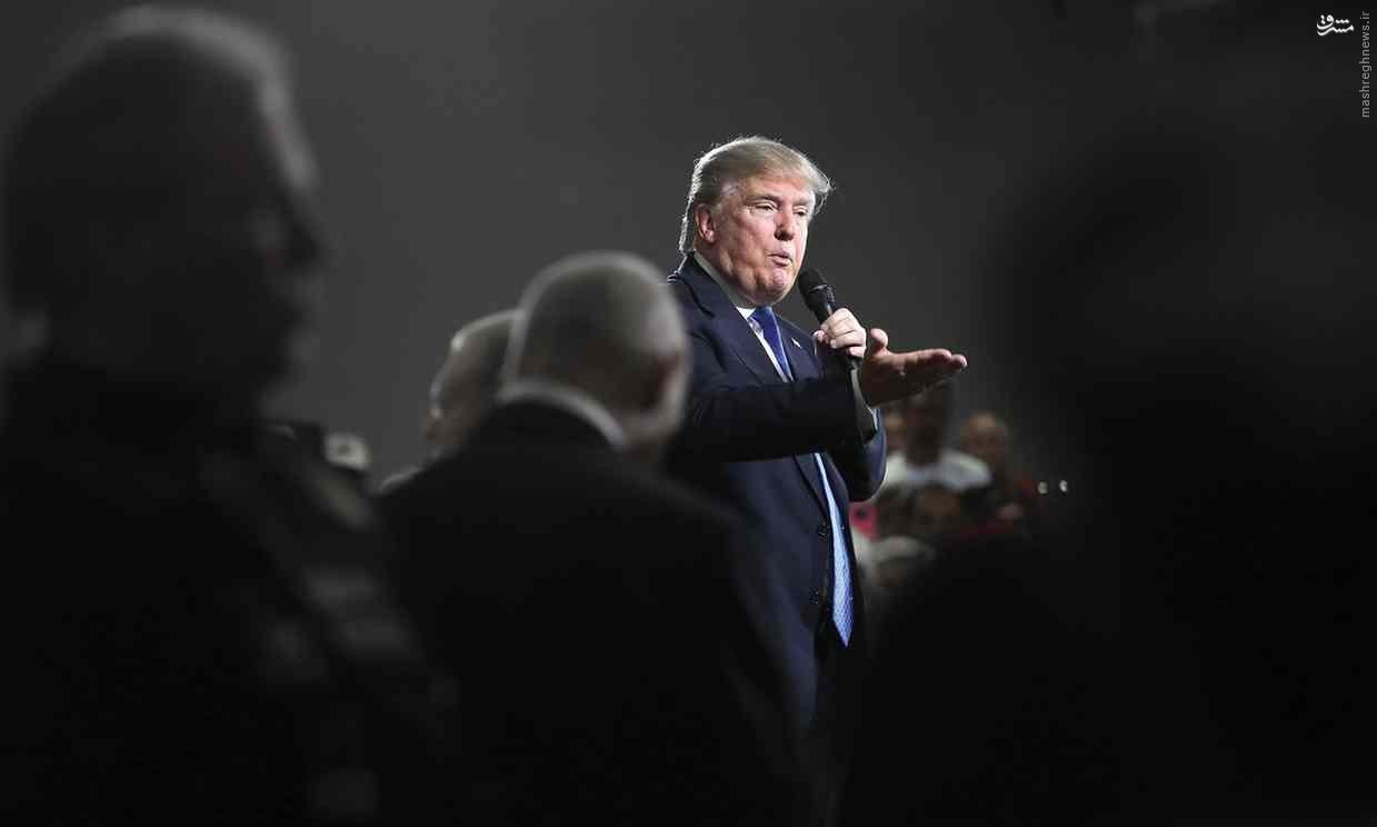 حواشی 10 روز اخیر انتخابات ریاست جمهوری آمریکا /// تصاویر + فیلم /// آماده جهت ملاحظه