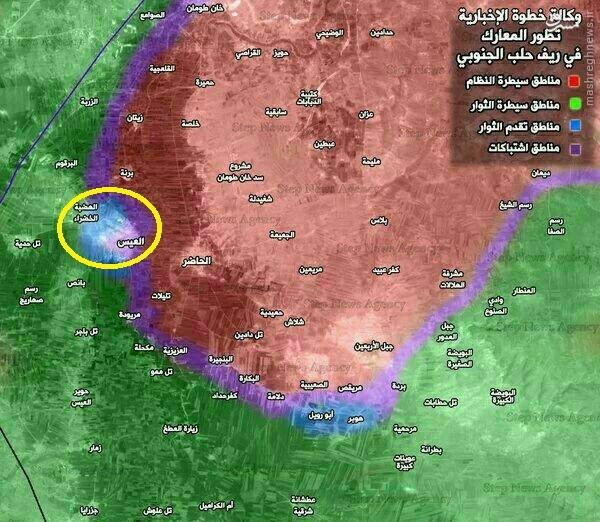 فیلم/حمله القاعده و ارتش آزاد به مواضع ارتش سوریه در حلب