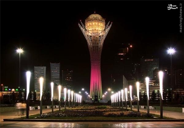 عکس/ عجایب پنجگانه قزاقستان