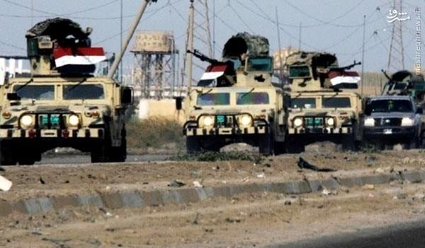 آزمون بزرگ ارتش عراق در موصل در غیاب حشد الشعبی