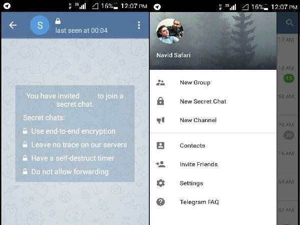 حذف اکانت تلگرام مشکل ریپورت اسپم را حل میکند؟
