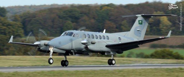 عربستان دو فروند هواپیمای جاسوسی می خرد+عکس