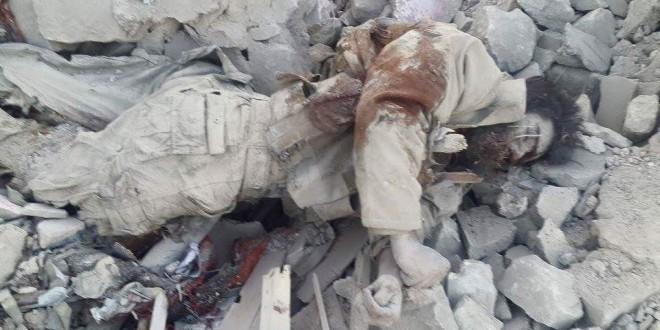 انتحاری اشتباهی یک داعشی، ۳۰ داعشی را کشت+ عکس